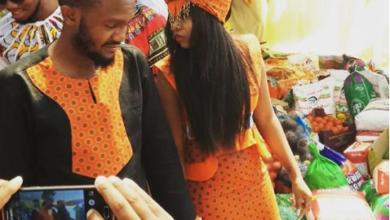 Pics! Inside Kwesta And Wife's Umbondo Ceremony