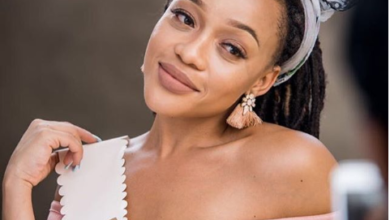Thando Thabethe Claps Back At 'Social Media Advisors'