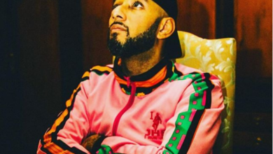 Watch! Swizz Beatz Gets Down To Babes Wodumo's Wololo