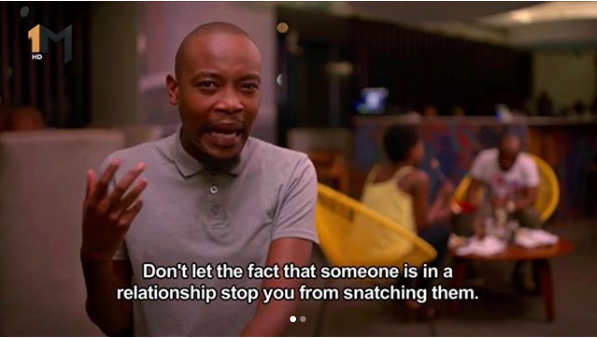 Black Twitter Reacts To UyangthandaNa's Crushee Saying Yes With A Girlfriend At Home