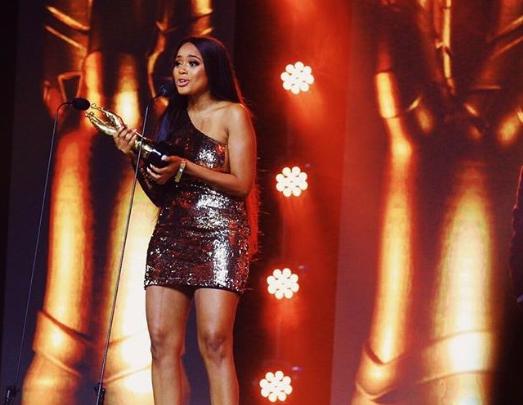 Black Twitter Split Over Lerato Kganyago Winning SAFTA For Best Presenter
