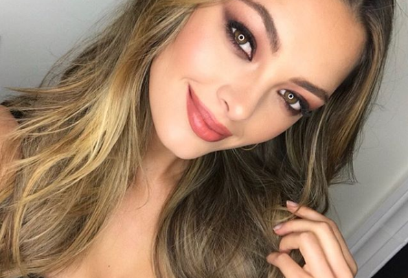 Chopped! 5 Hot Photos Of Demi-Leigh Showing Off Her New Short Hairdo