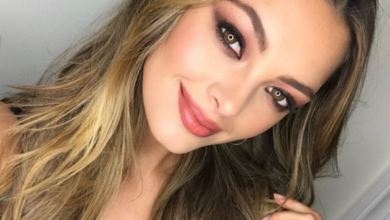 Photo of Chopped! 5 Hot Photos Of Demi-Leigh Showing Off Her New Short Hairdo