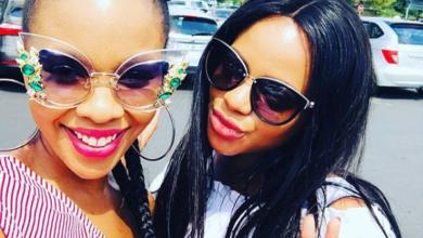 Florence Mokgatsi Sends BFF Pasi Koetle Cutest Birthday Shoutout