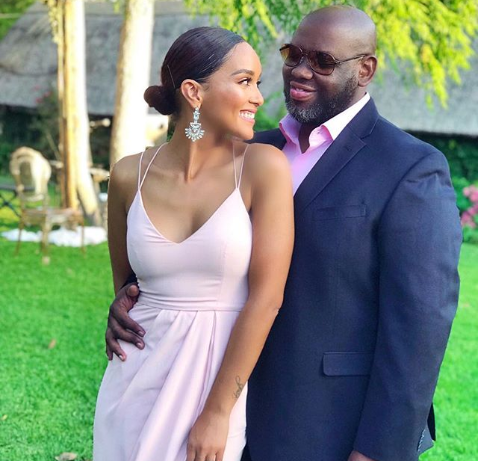 Leanne Dlamini Shares Sweet Birthday Shoutout To Her Hubby