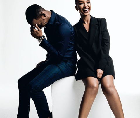 Sweet! Zakes Thanks Nandi For Being A Great Mom To All His Children