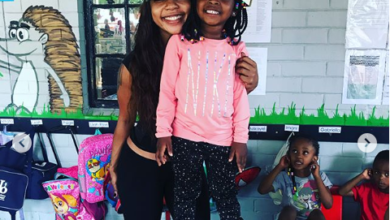 Pics! Kelly Khumalo Celebrates Her Daughter's 4th Birthday