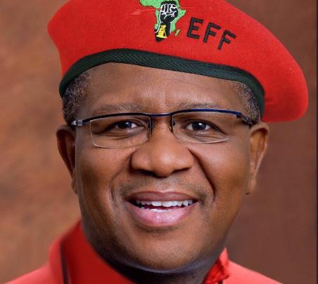 Social Media Reacts To Fikile Mbalula Tweeting 'Vote EFF'