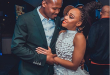 Thando Thabethe Sends Her Fiance The Sweetest Birthday Shoutout