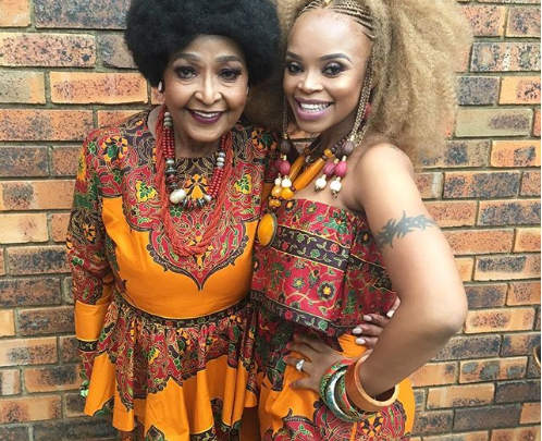 Zoleka Mandela Shares Heartbreaking Details Of Her Last Days With Ma Winnie