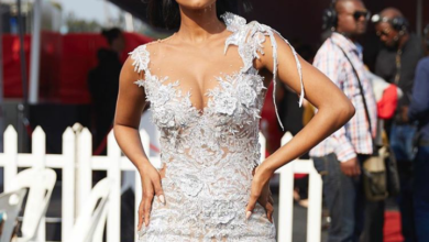 Ayanda Thabethe's Top 5 Best Red Carpet Looks