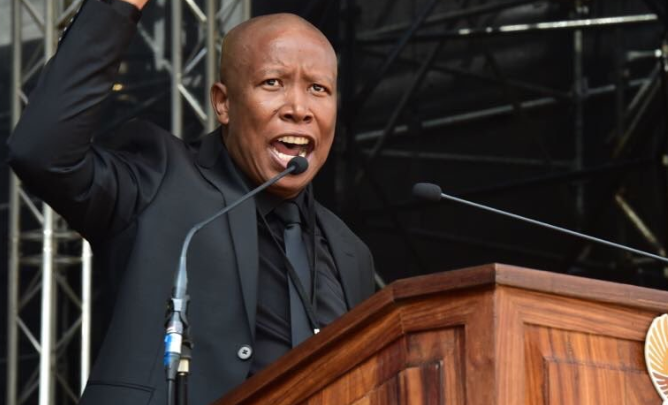 Black Twitter Hilariously Take On The Julius Malema Speech Challenge