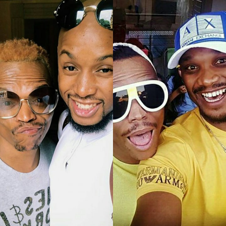 Did Somizi Replace His BFF TT Mbha With His Bae On His Reality Show?