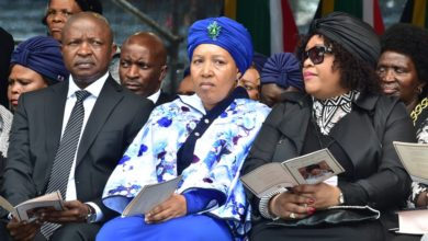 Must See Photos From Mam Winnie Mandela's Memorial Service