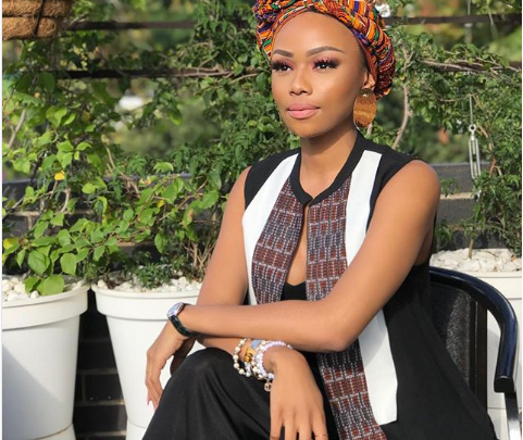 Unstoppable! Bonang Set To Host A Major Event In London