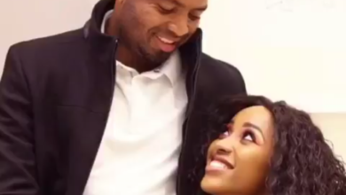 Watch! Sbahle Shares Sweet Video Of Her MCM, Itu Khune