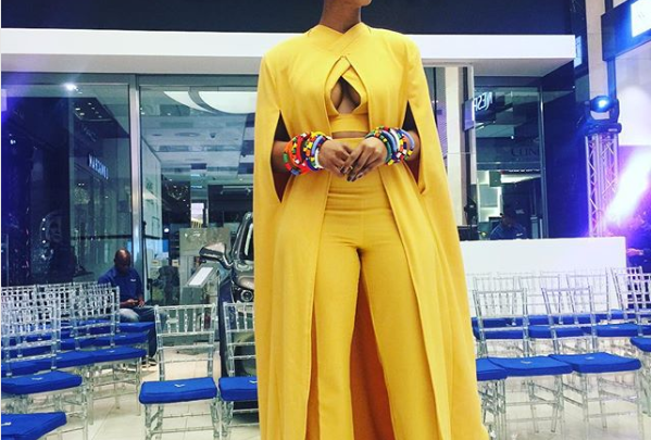 Style Star! Top 10 Nomzamo Mbatha Looks Of All Time