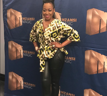 American Actress Tichina Arnold Joins Mzansi Magic's Lockdown