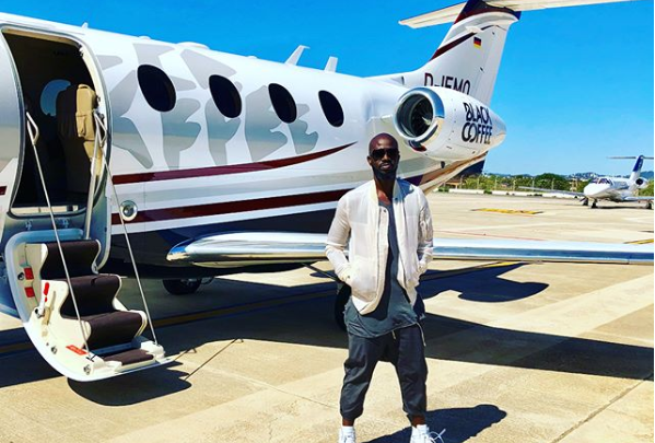 Ouch! DJ Black Coffee Gives Classy Clapback To Twitter Troll