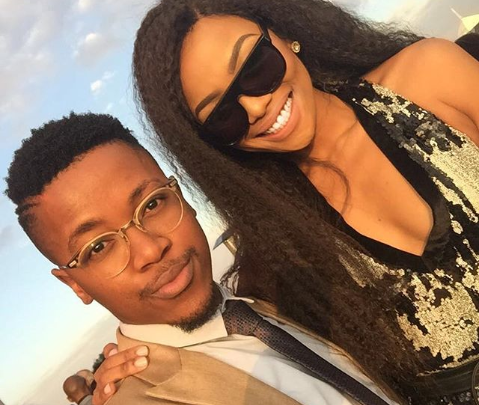 Bonang Keeps Her Promise To A Fan, Buys Him A R7.7k Gift