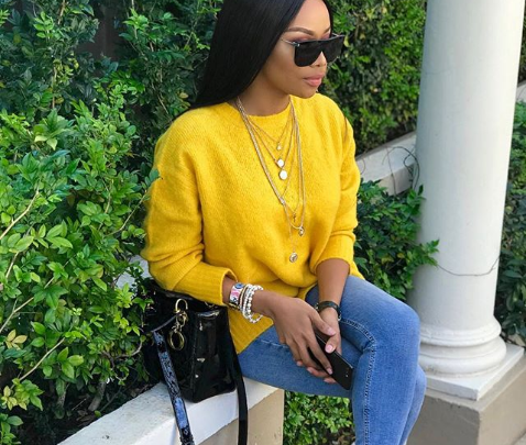 Bonang Shares What She Misses The Most About Her Relationship With AKA