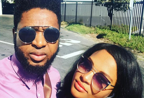 Celebrity Chef Siba Mtongana Is Pregnant With Her Forth Child