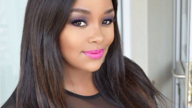 Nonhle Thema Reveals She Is A Married Woman!
