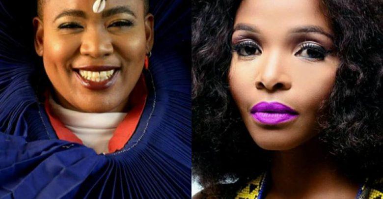 Simphiwe Dana And Thandiswa Mazwai In Heated Twitter War