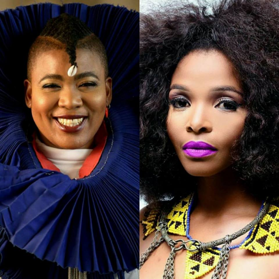 Simphiwe Dana And Thandiswa Mazwai In Heated Twitter War