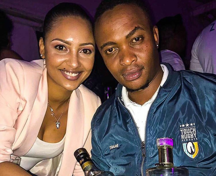 Thami Mngqolo And Jo-Anne Reyneke Confirm Split