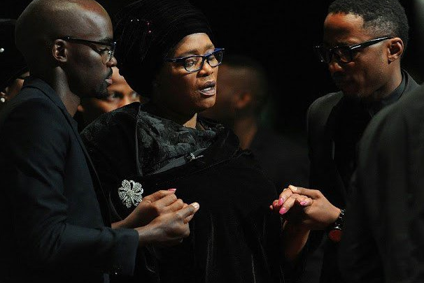 Watch! Akhumzi Jezile's Mother's Heartbreaking Tribute To