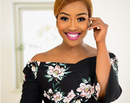 Watch! Lorna Maseko Buys Herself A Mercedes Benz Convertible