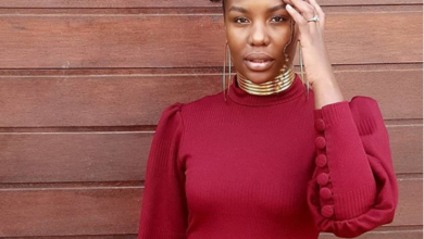 Watch! Mona Monyane Shares Her Easy Secret To Working On Your Summer Body In Winter