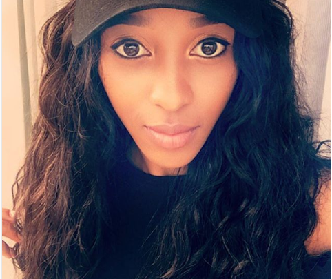 What Cold?! Sbahle Shows Off Her Fit Thick Body In Teeny Tiny Bikini