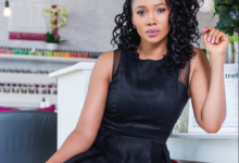 Azania Opens Up About The End Of SABC3's Real Talk