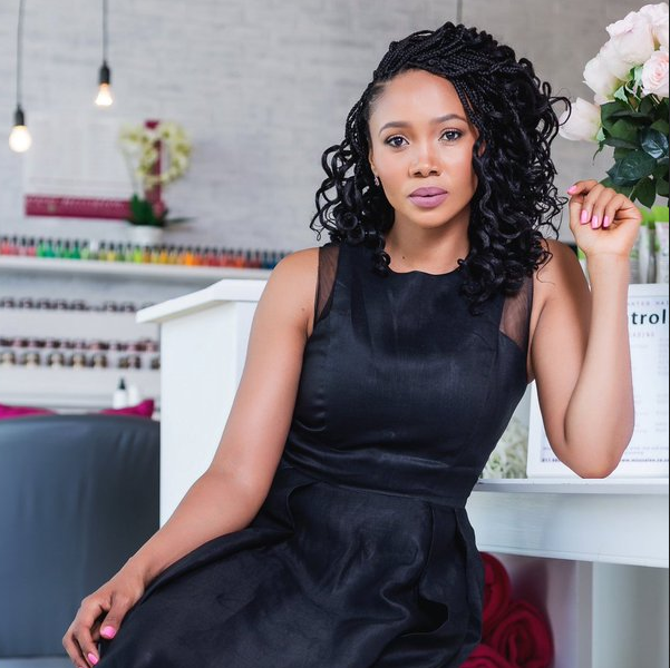 Azania Set To Permanently Takeover From Anele As Real Talk On 3 Host