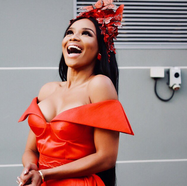 Bonang Pulls Out Of Hosting The International Woman In Media Conference