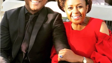 Basetsana And Romeo Kumalo Take Legal Action Over S*x Tape Allegations