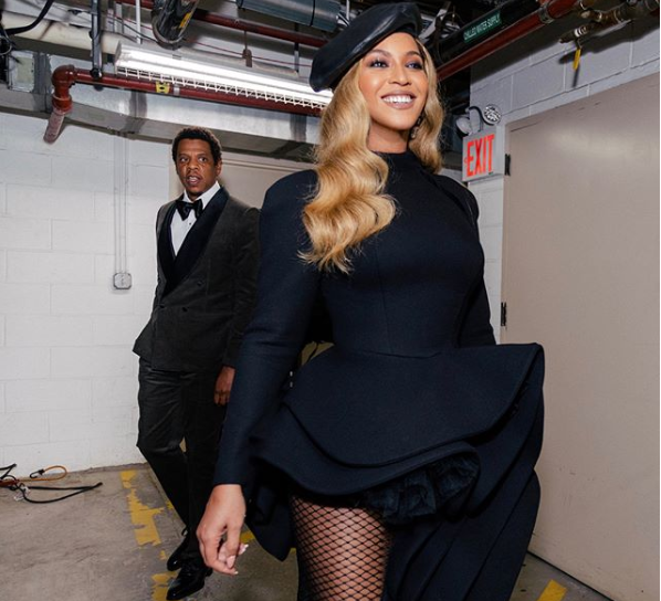 Beyonce And JayZ Finally Shared Photos Of Their Twins Rumi And Sir