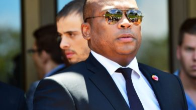Robert Marawa Hospitalized Following Health Scare
