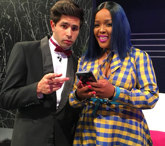 Here's Why You Will Probably Not See Bonang On Tumi Morake's WTFTumi Show