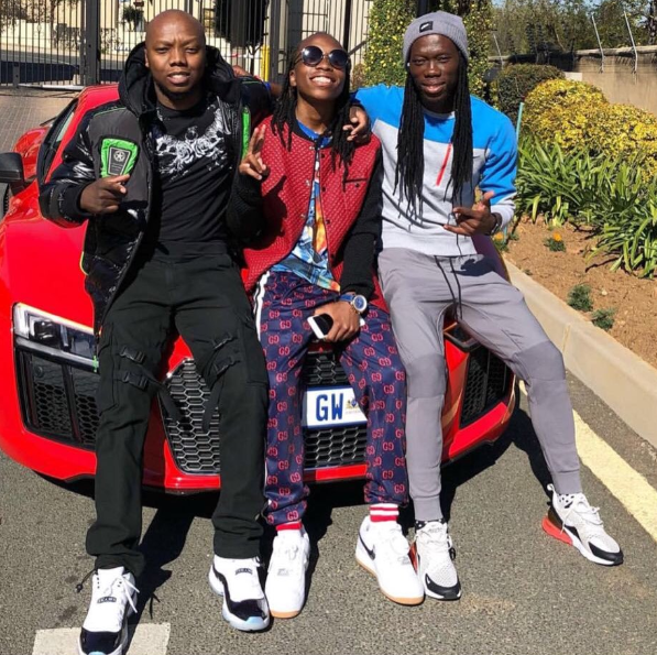 In Memes! Black Twitter Thinks Robbie Malinga's Son And Yeye Are Related