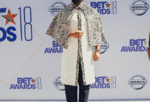In Pics! What SA Celebs Wore At The BET Awards