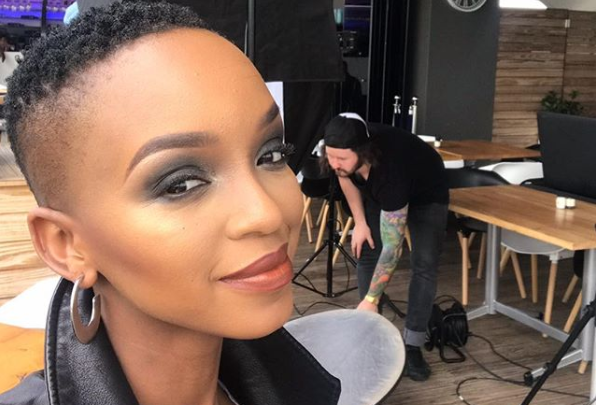 Is Nandi Madida Considering Having Her Boobs Done?