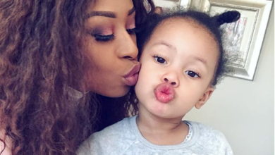 Is Zinhle Planning On Having Another Child