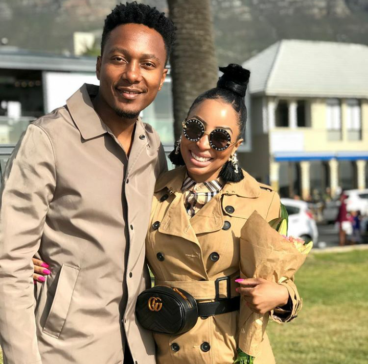 Khanyi Mbau's Cute Birthday Shoutout To 'Ex' Tebogo
