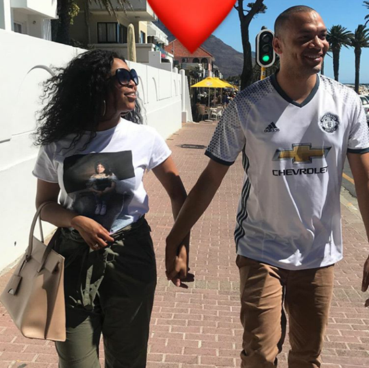 Minnie Dlamini Shares The Most Romantic Message To Her Hubby
