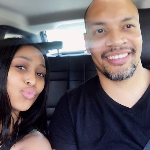 Minnie Dlamini Jones Sends Her Hubby The Sweetest Birthday Shoutout