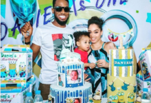Nigerian Superstar D'banj's One Year Old Son Dies