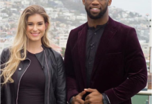 Rachel Kolisi Drags Tweep For Saying Siya Kolisi Is 'A Type'